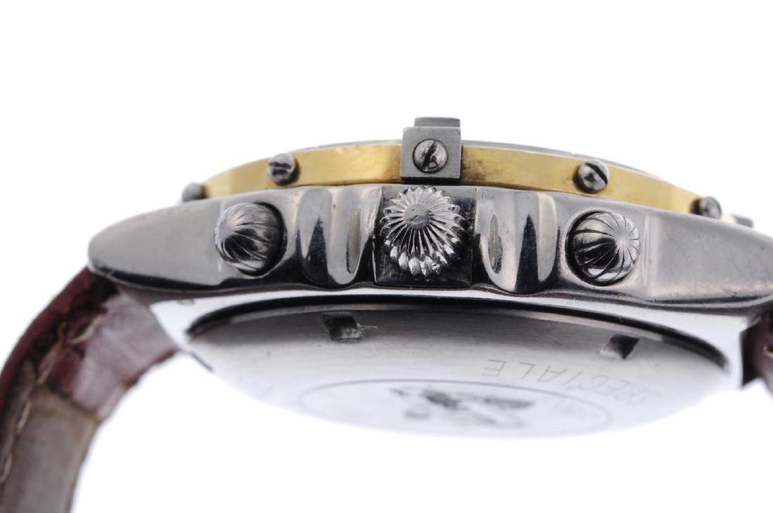 BREITLING - a gentleman's Chronomat chronograph wrist - 4