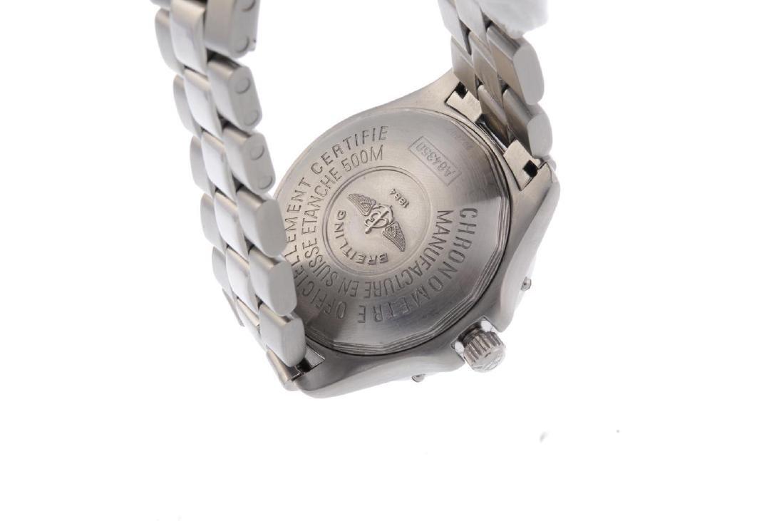 BREITLING - a gentleman's ColtOcean bracelet watch. - 3