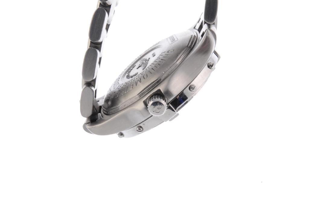 BREITLING - a gentleman's ColtOcean bracelet watch. - 4