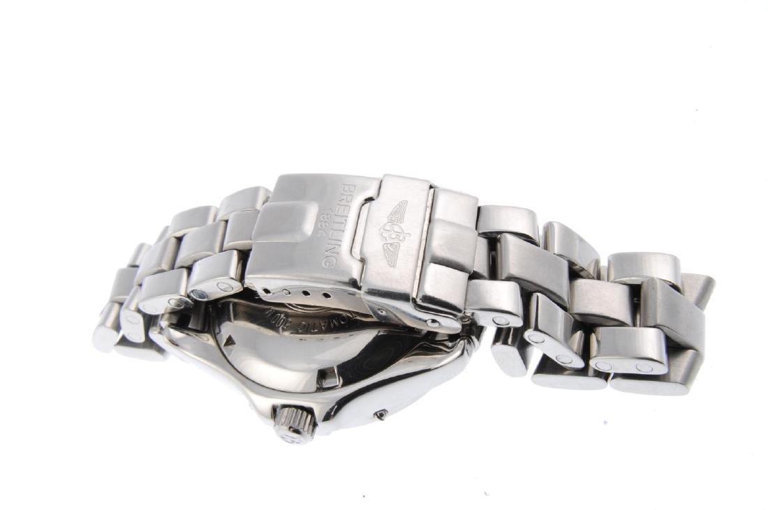 BREITLING - a gentleman's Aeromarine ColtOcean bracelet - 2
