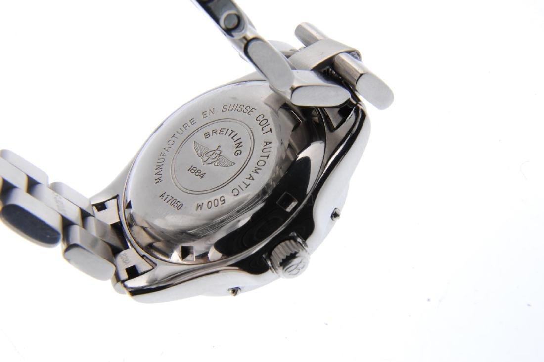 BREITLING - a gentleman's Aeromarine ColtOcean bracelet - 3