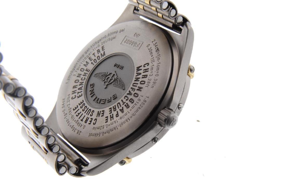 BREITLING - a gentleman's Aerospace chronograph - 3