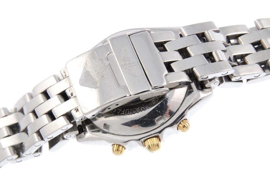 BREITLING - a gentleman's Chronomat chronograph - 2