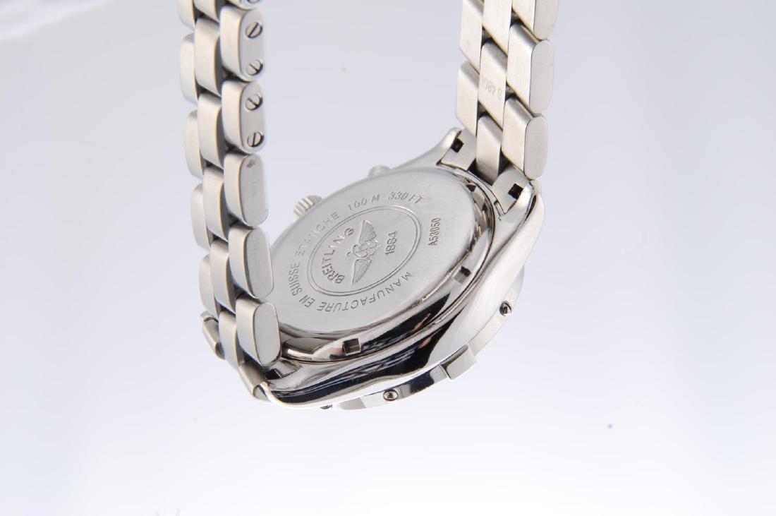 BREITLING - a gentleman's Colt Ocean chronograph - 2