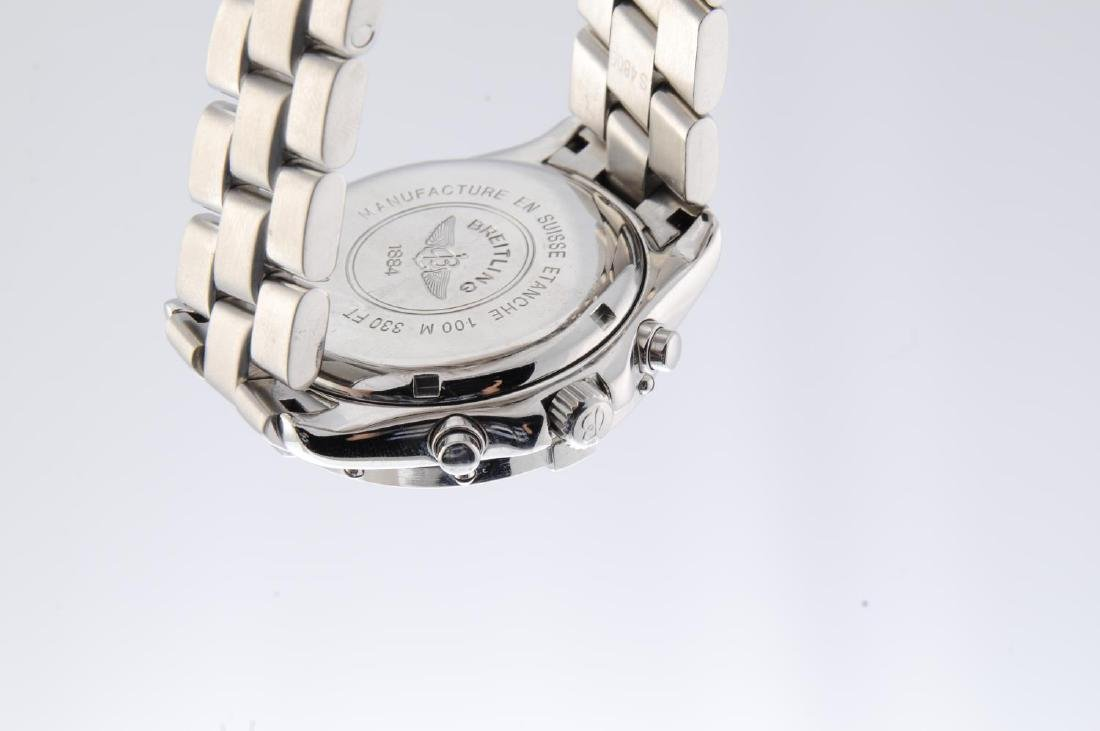 BREITLING - a gentleman's Colt Ocean chronograph - 3