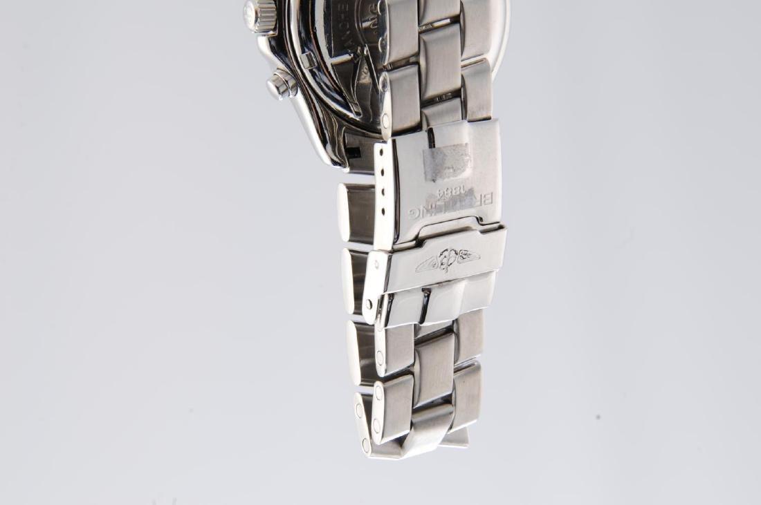 BREITLING - a gentleman's Colt Ocean chronograph - 4