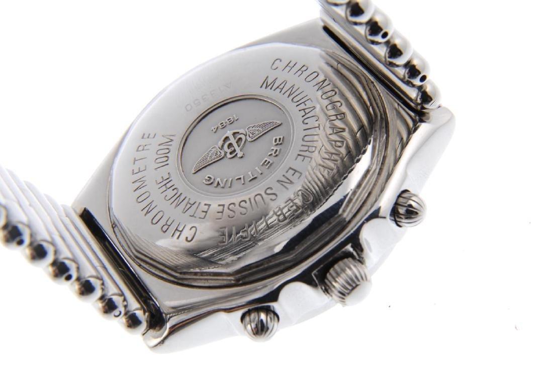 BREITLING - a gentleman's Chronomat Blackbird - 3