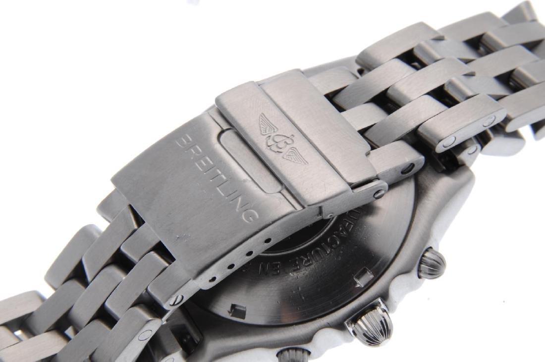 BREITLING - a gentleman's Chronomat Blackbird - 2