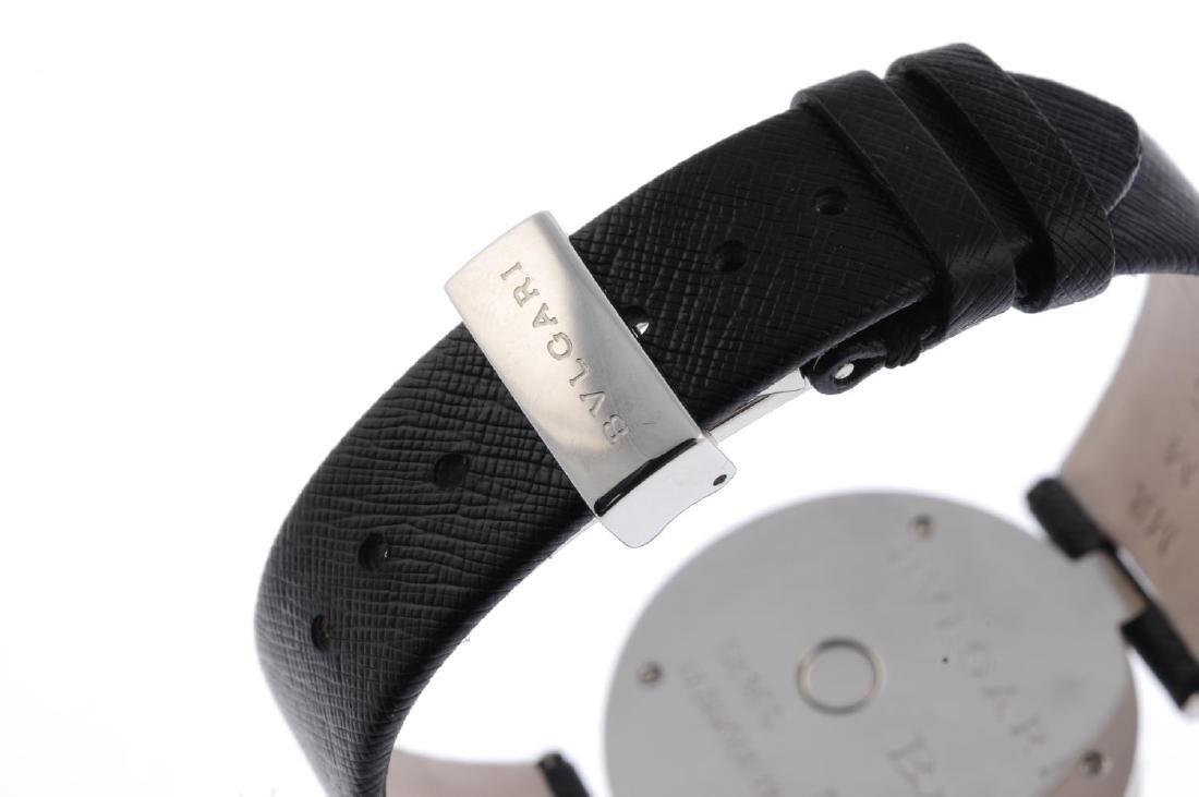 BULGARI - a lady's B.zero1 wrist watch. Stainless steel - 3