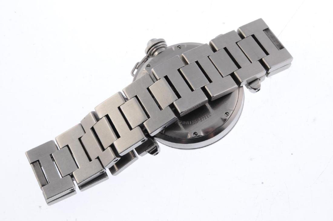 CARTIER - a Pasha bracelet watch. Stainless steel case - 2