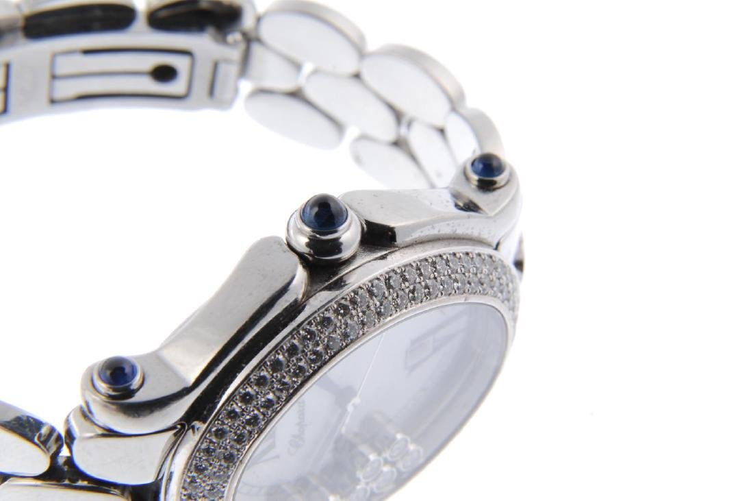 CHOPARD - a lady's Happy Sport bracelet watch. - 4