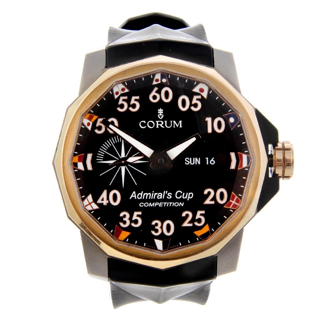 CORUM - a gentleman's Admiral's Cup Competition 48