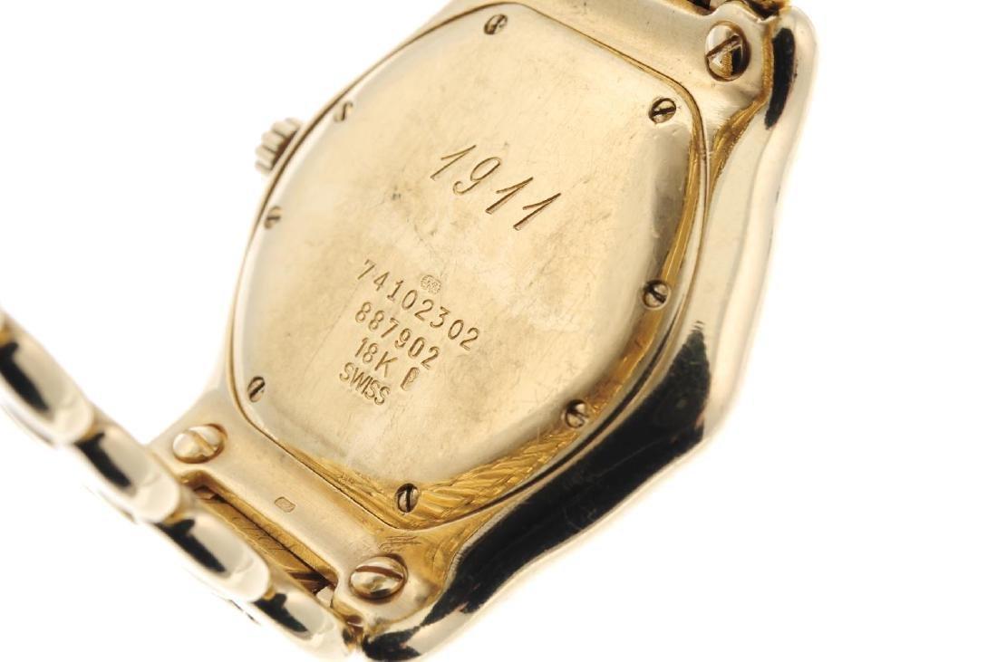 EBEL - a gentleman's Classic Sport bracelet watch. 18ct - 3