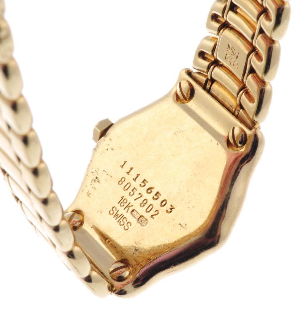 EBEL - a lady's Classic Sport bracelet watch. 18ct - 2