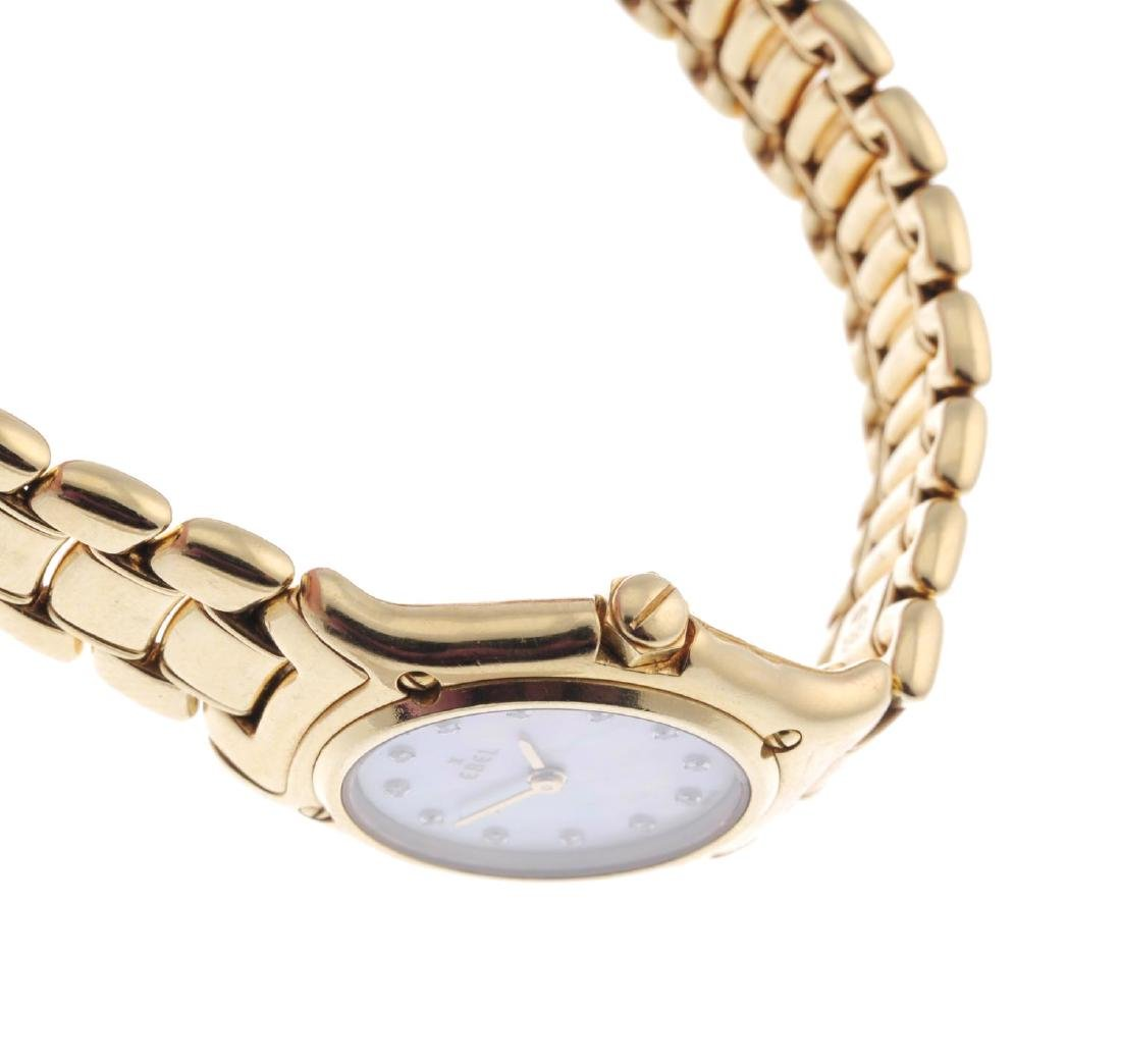 EBEL - a lady's Classic Sport bracelet watch. 18ct - 3