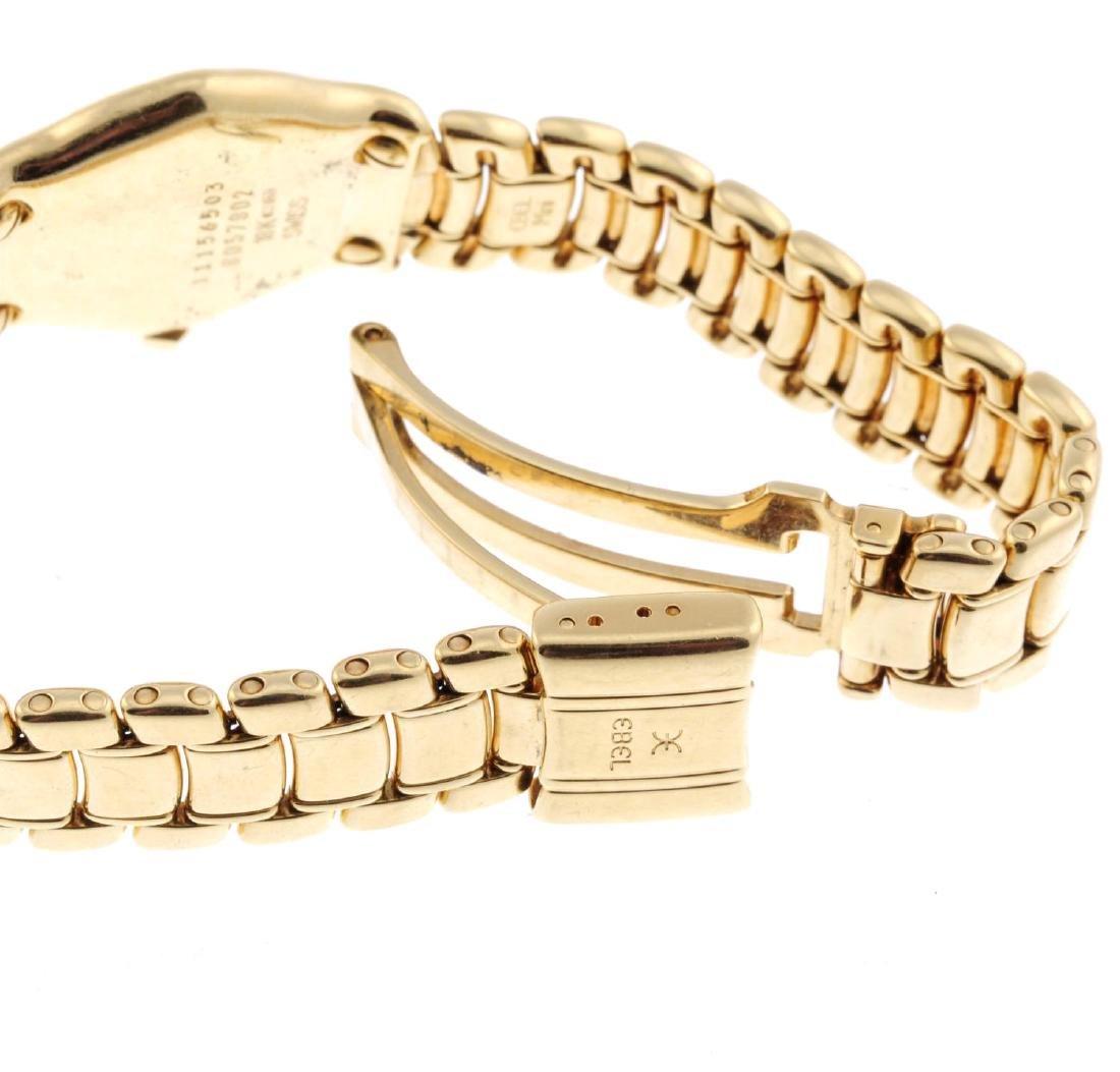 EBEL - a lady's Classic Sport bracelet watch. 18ct - 4