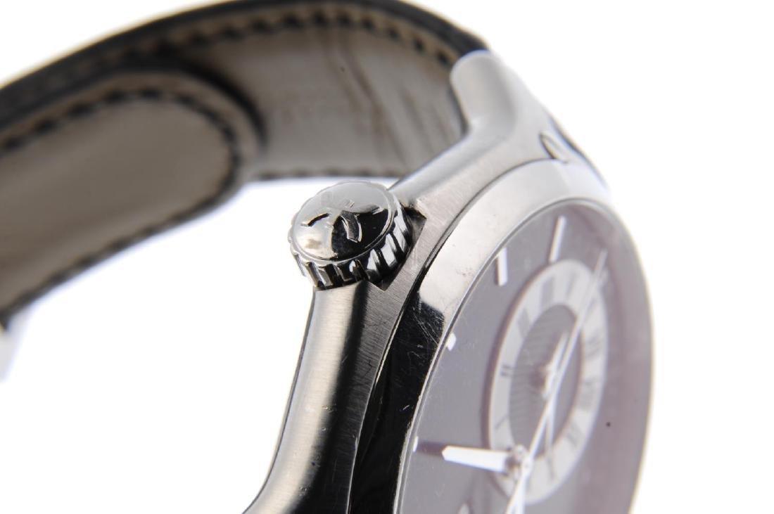 EBEL - a gentleman's Classic Hexagon GMT wrist watch. - 4