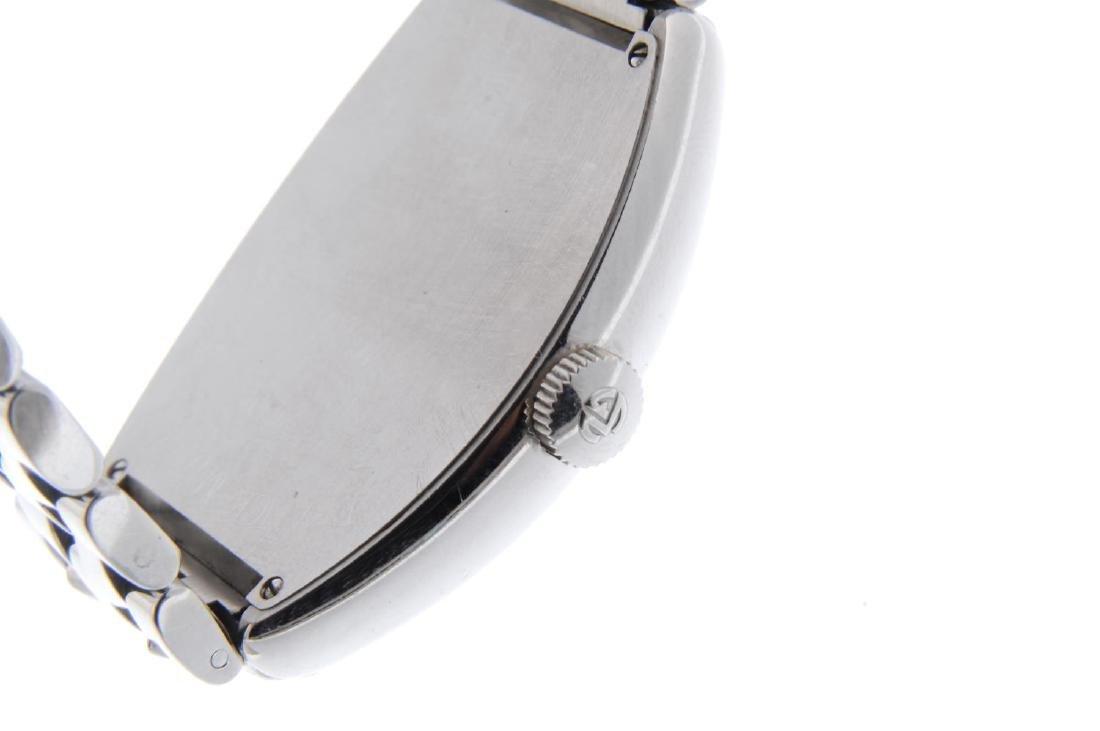 FRANCK MULLER - a gentleman's Cintrée Curvex bracelet - 3