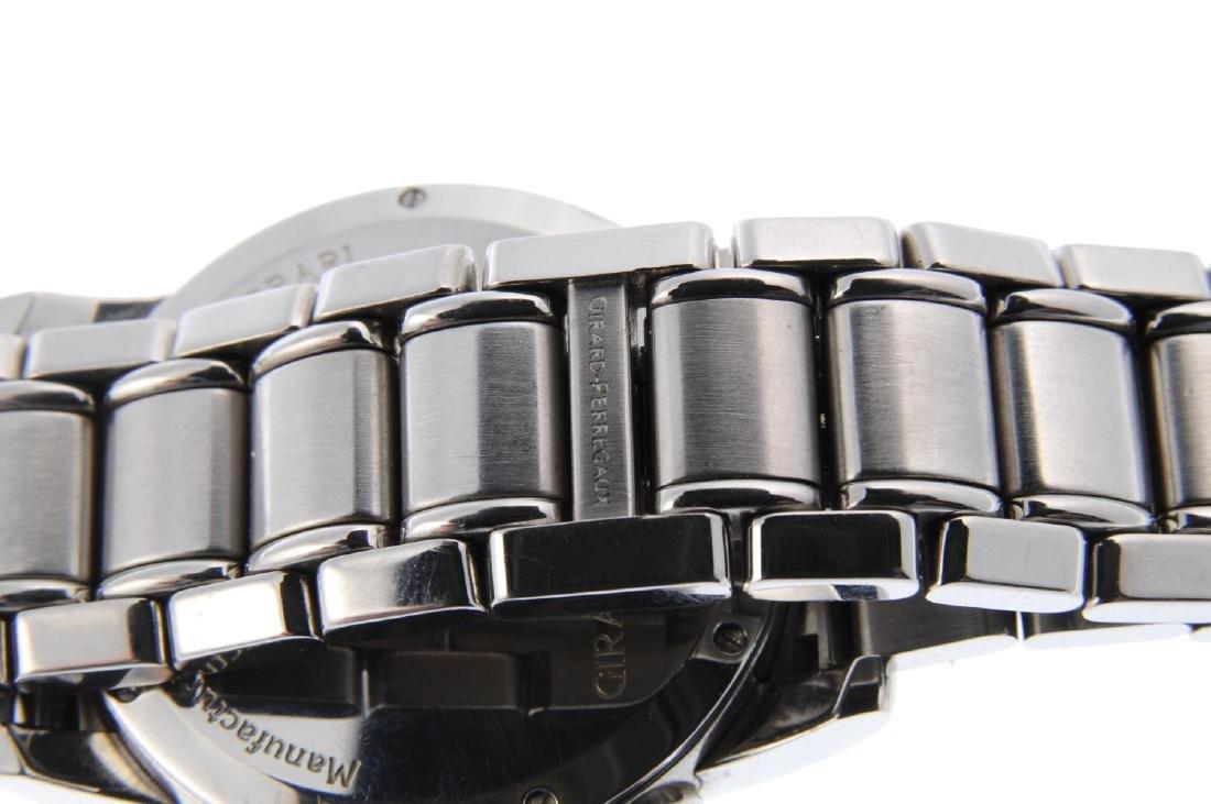 GIRARD-PERREGAUX - a gentleman's Ferrari chronograph - 2