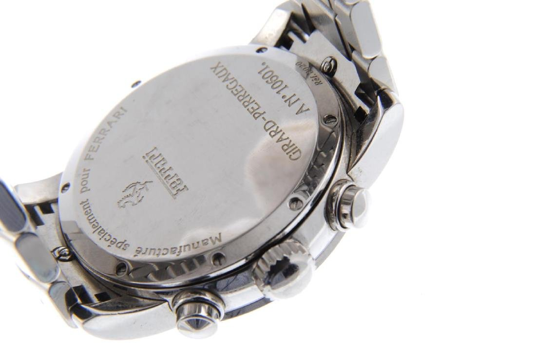 GIRARD-PERREGAUX - a gentleman's Ferrari chronograph - 3