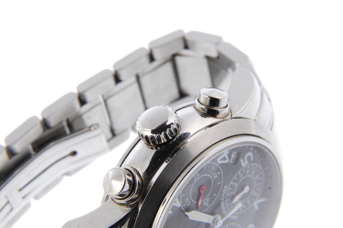 GIRARD-PERREGAUX - a gentleman's Ferrari chronograph - 4