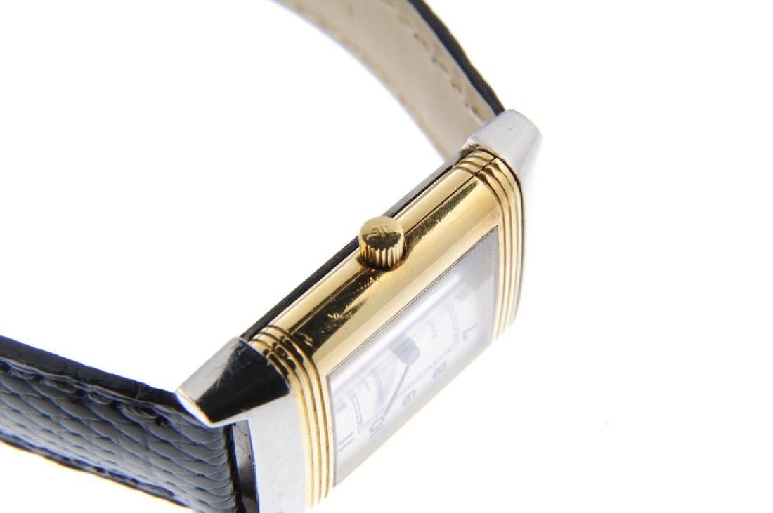 JAEGER-LECOULTRE - a lady's Reverso wrist watch. - 4