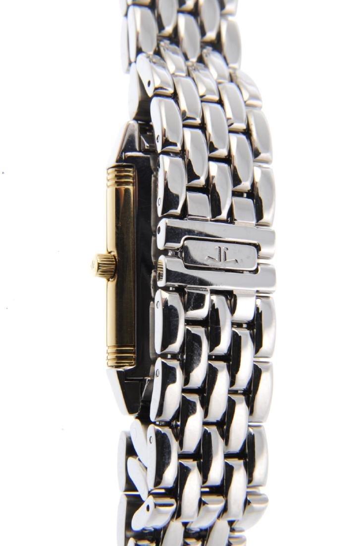 JAEGER-LECOULTRE - a lady's Reverso bracelet watch. - 2