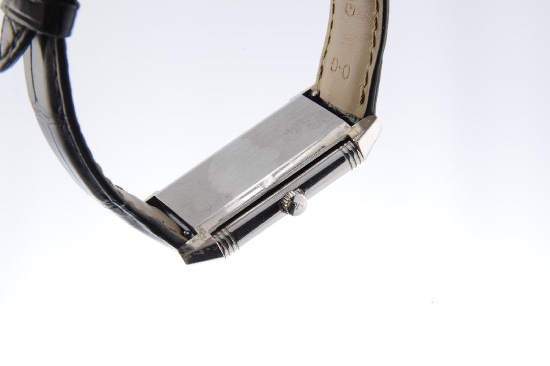 JAEGER-LECOULTRE - a mid-size Reverso wrist watch. - 2