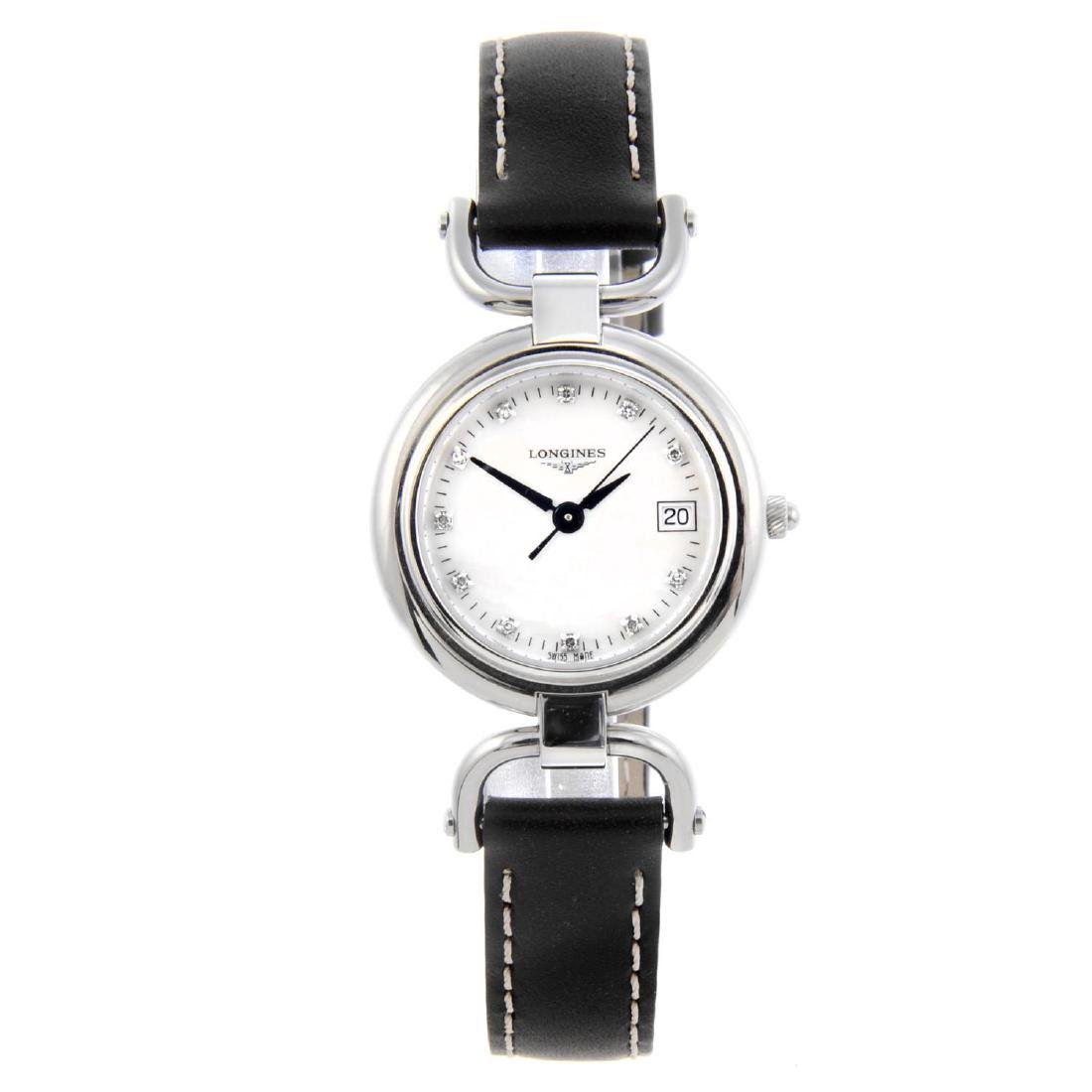 CURRENT MODEL: LONGINES - a lady's Equestrian