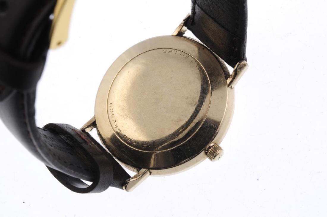 LONGINES - a gentleman's Ultra-Chron wrist watch. Gold - 3
