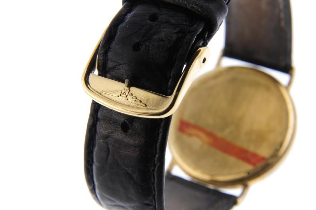LONGINES - a gentleman's Presence wrist watch. 9ct - 2