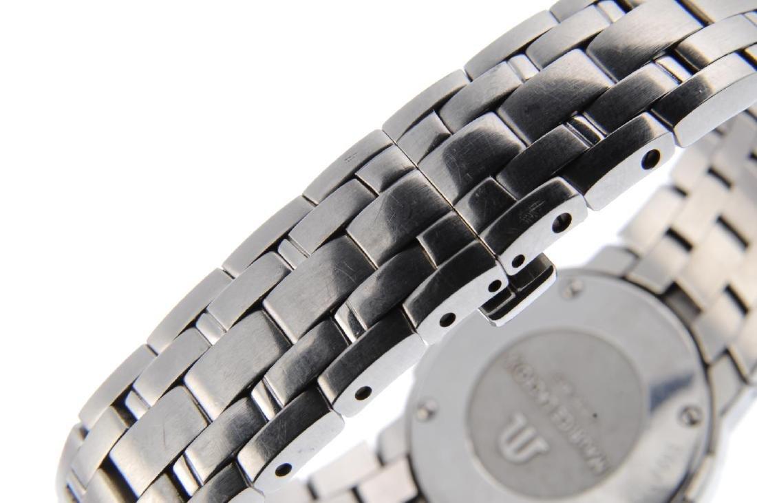 MAURICE LACROIX - a lady's Milestone bracelet watch. - 2