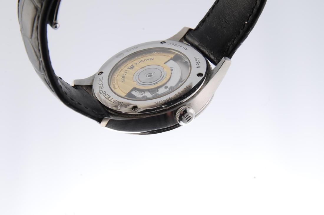 MAURICE LACROIX - a gentleman's Masterpiece wrist - 2