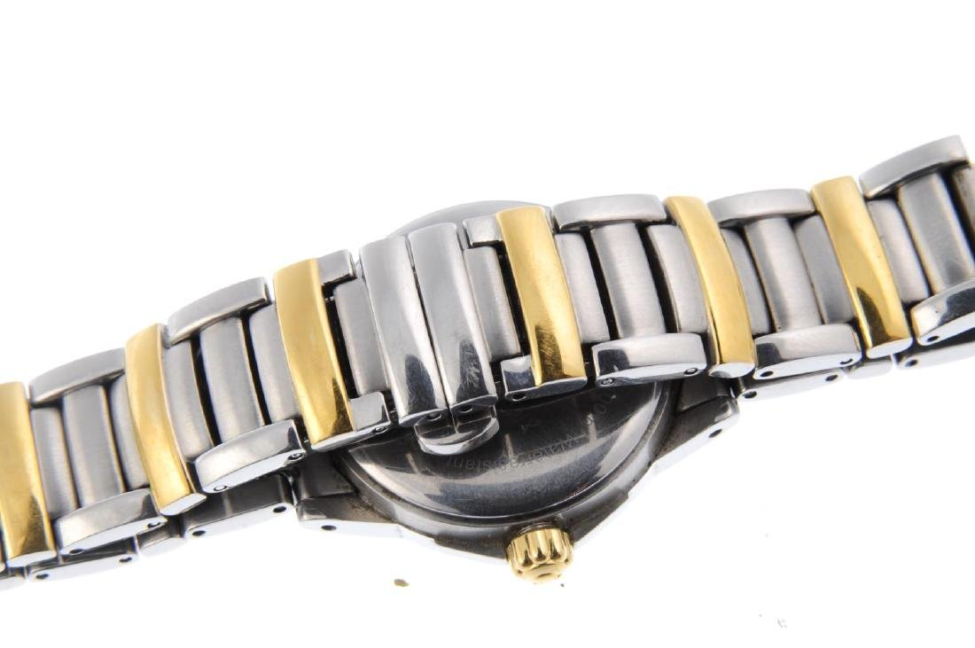 MAURICE LACROIX - a lady's Miros bracelet watch. - 2