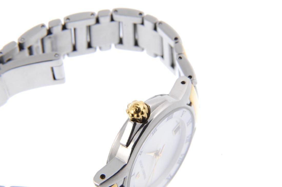 MAURICE LACROIX - a lady's Miros bracelet watch. - 4