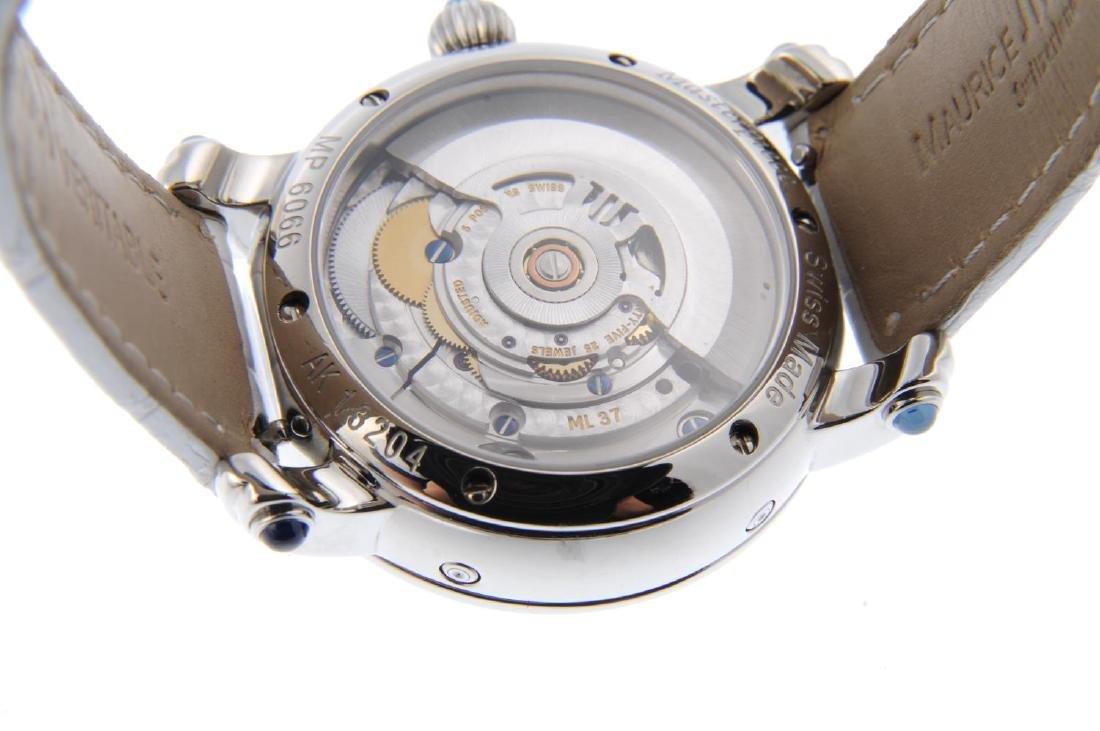 MAURICE LACROIX - a lady's Masterpiece wrist watch. - 3
