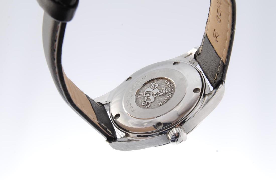 OMEGA - a gentleman's Seamaster Aqua Terra wrist watch. - 3