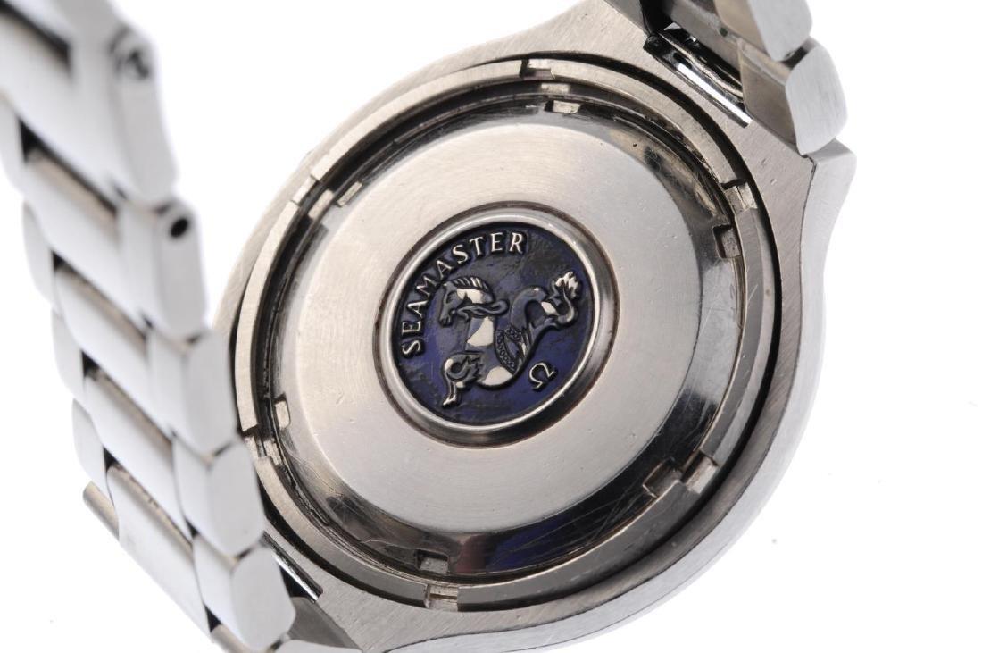 OMEGA - a gentleman's Seamaster F300Hz bracelet watch. - 3