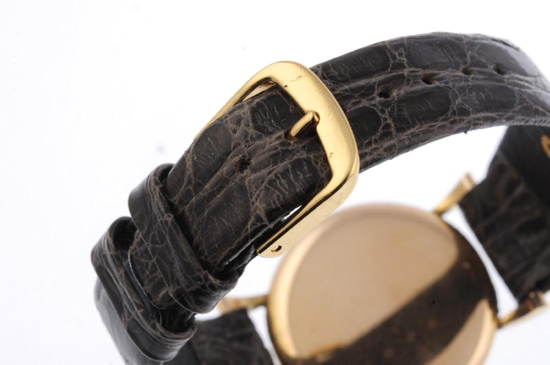 OMEGA - a gentleman's wrist watch. Gold filled case. - 2