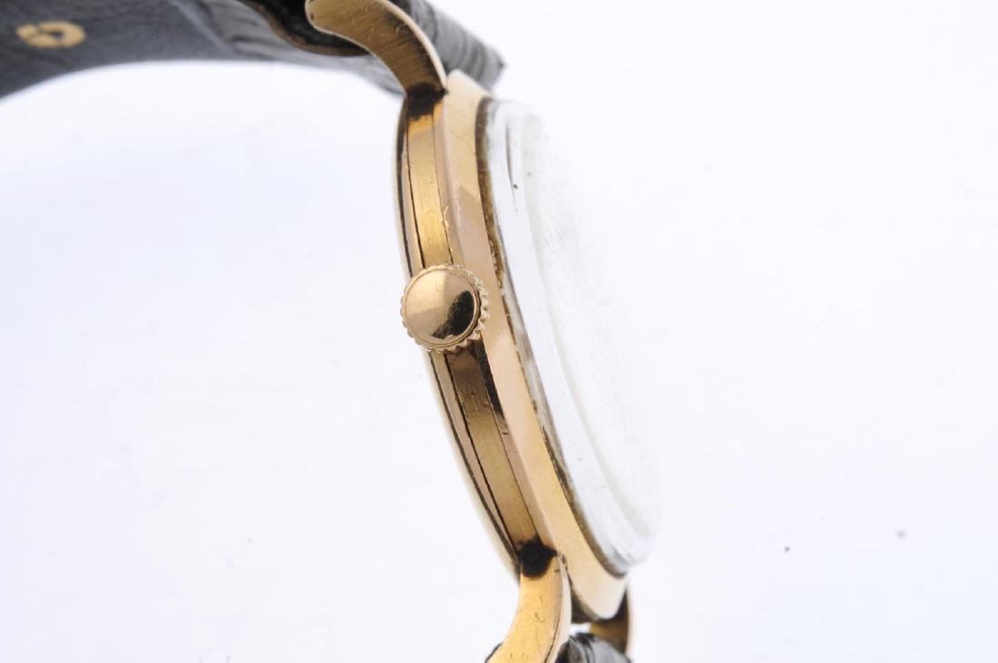 OMEGA - a gentleman's wrist watch. Gold filled case. - 4