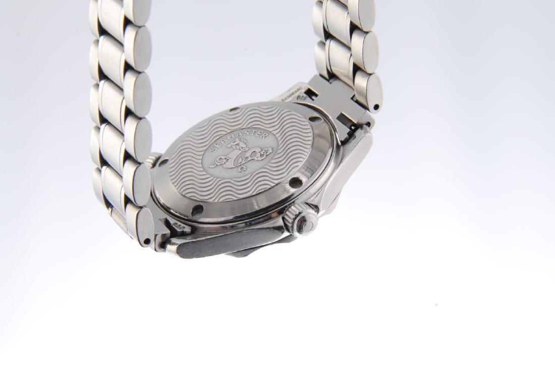 OMEGA - a mid-size Seamaster 300M bracelet watch. - 2