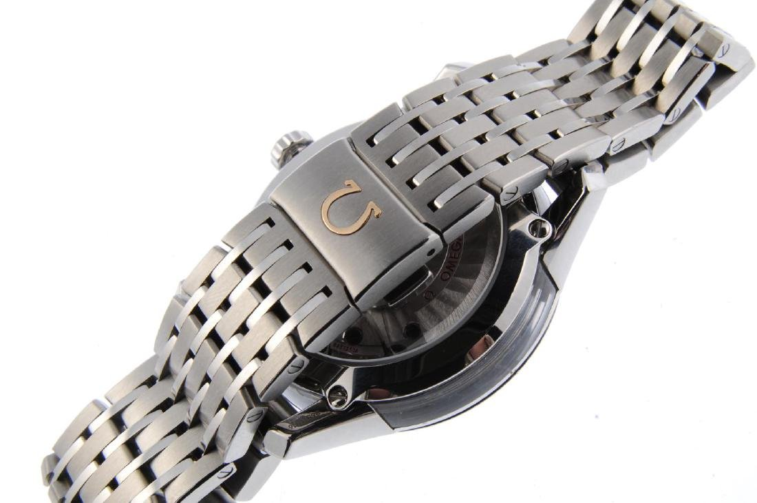 OMEGA - a gentleman's De Ville Co-Axial bracelet watch. - 2