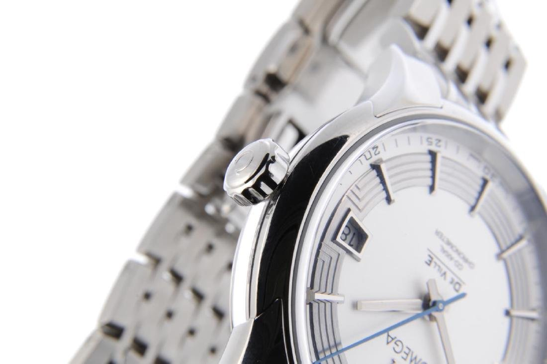 OMEGA - a gentleman's De Ville Co-Axial bracelet watch. - 4