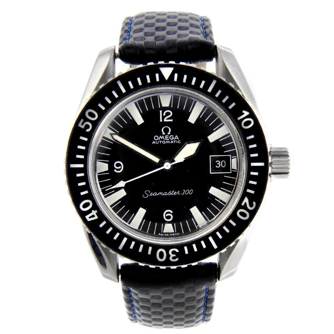 OMEGA - a gentleman's Seamaster 300M by WatchCo wrist