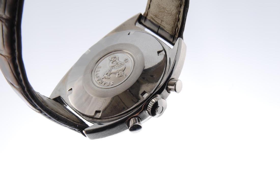 OMEGA - a gentleman's Seamaster chronograph wrist - 2