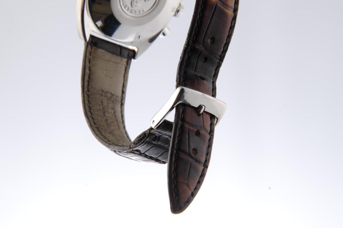 OMEGA - a gentleman's Seamaster chronograph wrist - 4