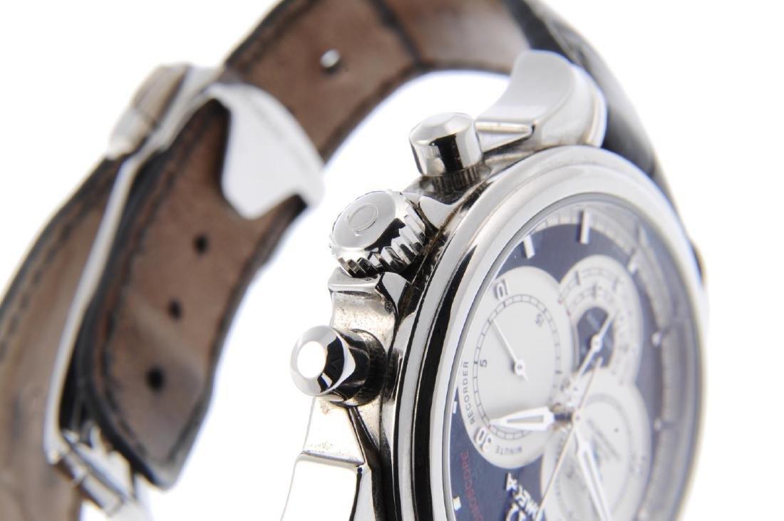 OMEGA - a gentleman's De-Ville Co-Axial Chronoscope - 4