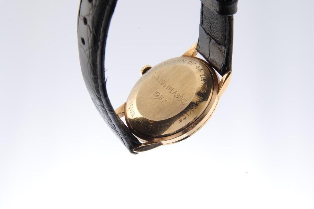 OMEGA - a gentleman's wrist watch. 9ct yellow gold - 2