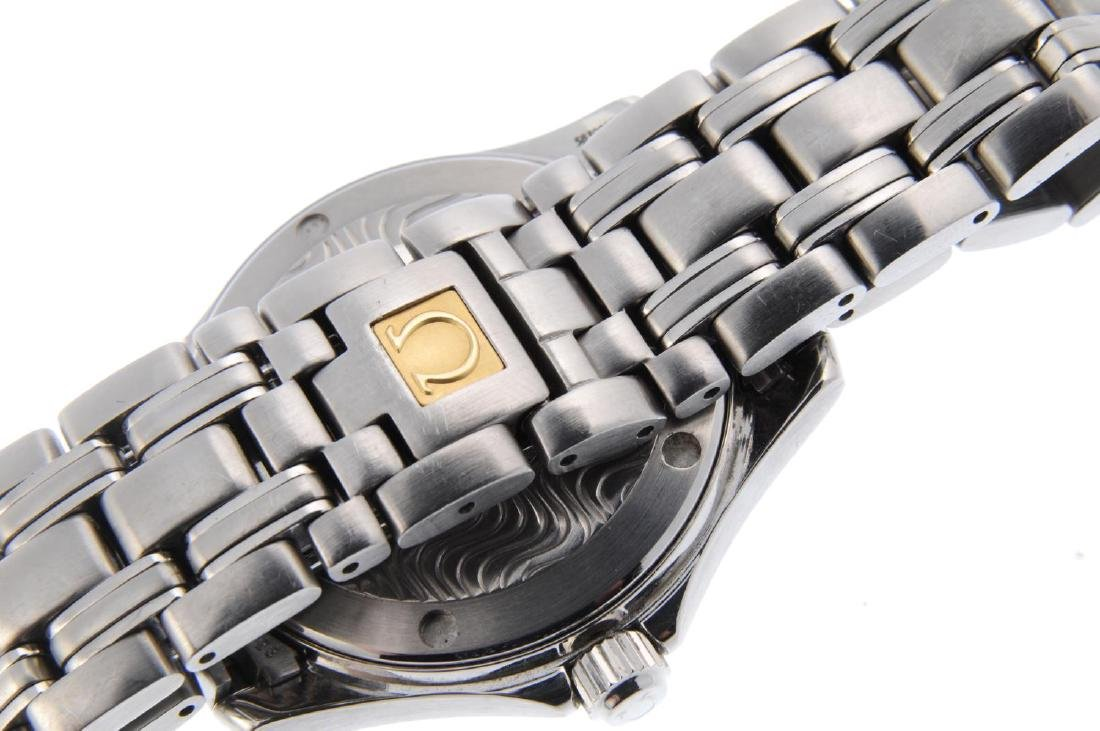 OMEGA - a gentleman's Seamaster 120M bracelet watch. - 2