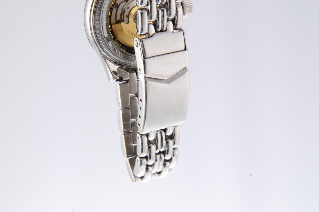 ORIS - a gentleman's Big Crown Pointer bracelet watch. - 4